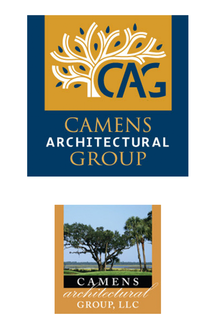 Camens Logo Before & After