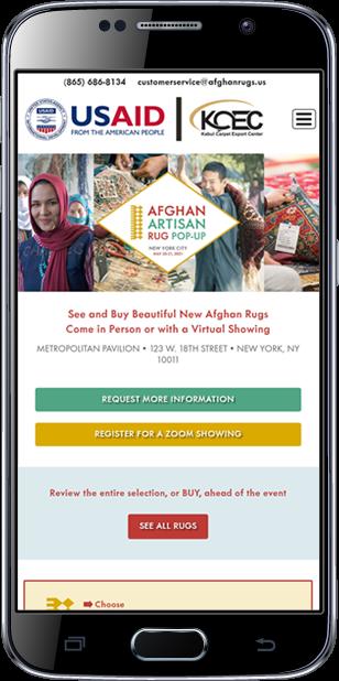 kcec-afghan-rugs-event-mobile-display
