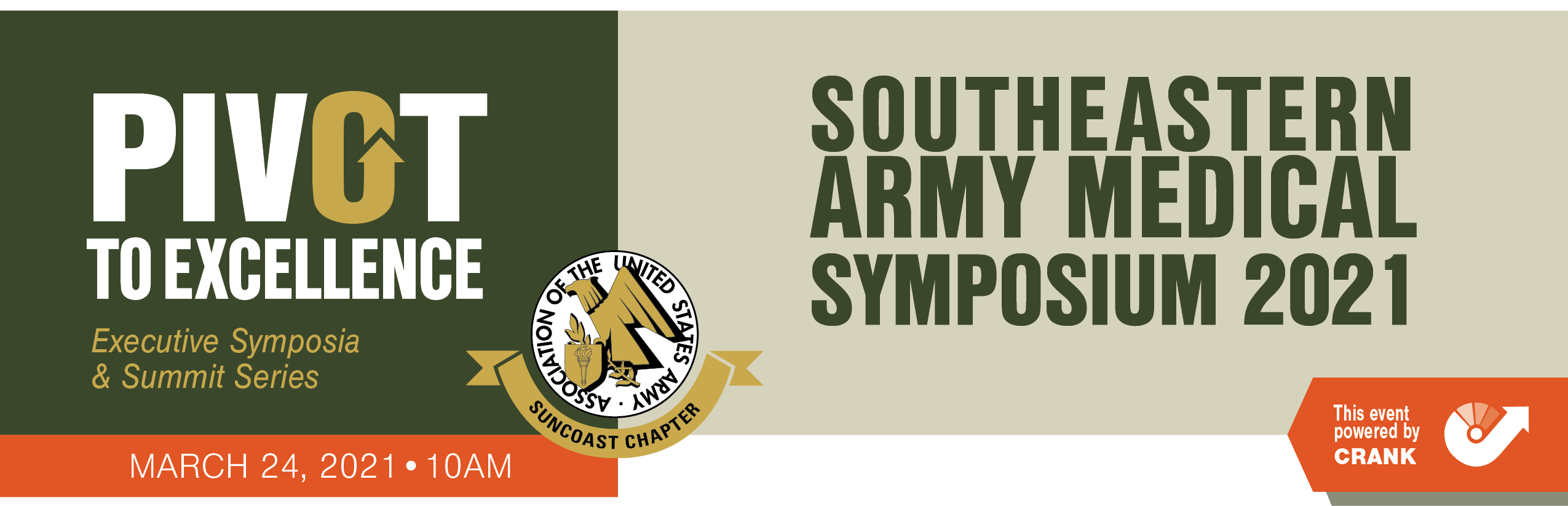 PIVOT TO EXCELLENCE SE Army Medical